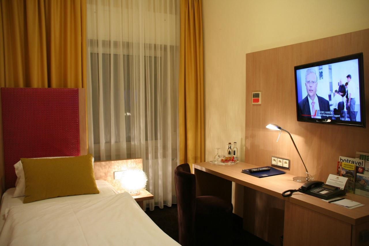 Classic Single Room in Hotel Hammer, Mainz