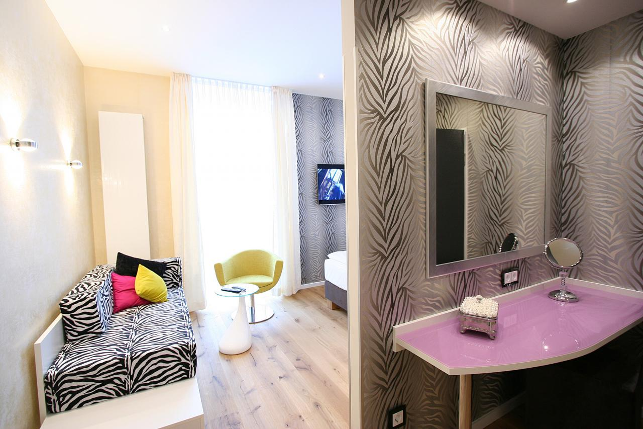 Double/Twin Room Deluxe in Hotel Hammer, Mainz