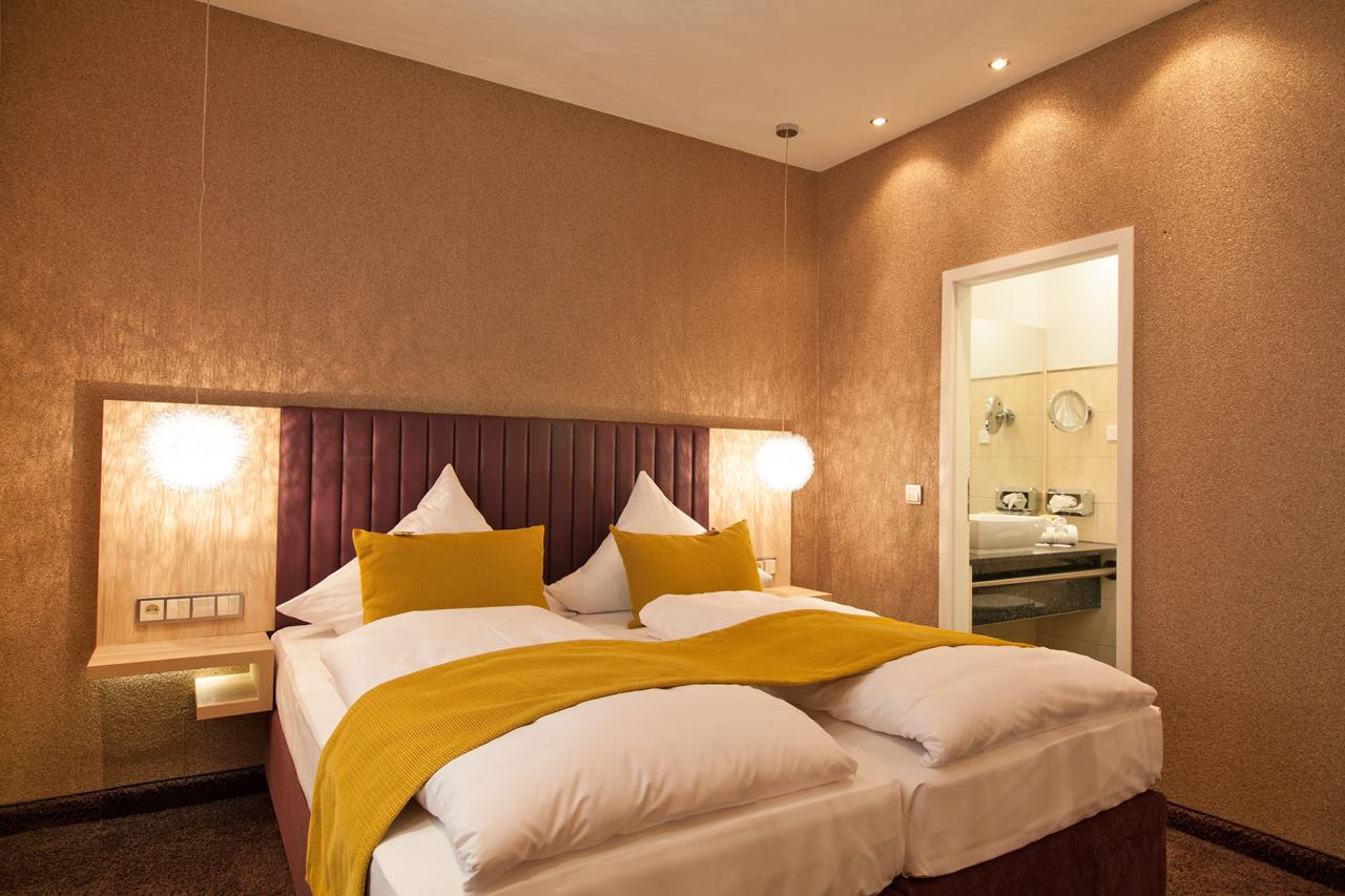 High-Class Hotel Rooms in Mainz, Hotel Hammer